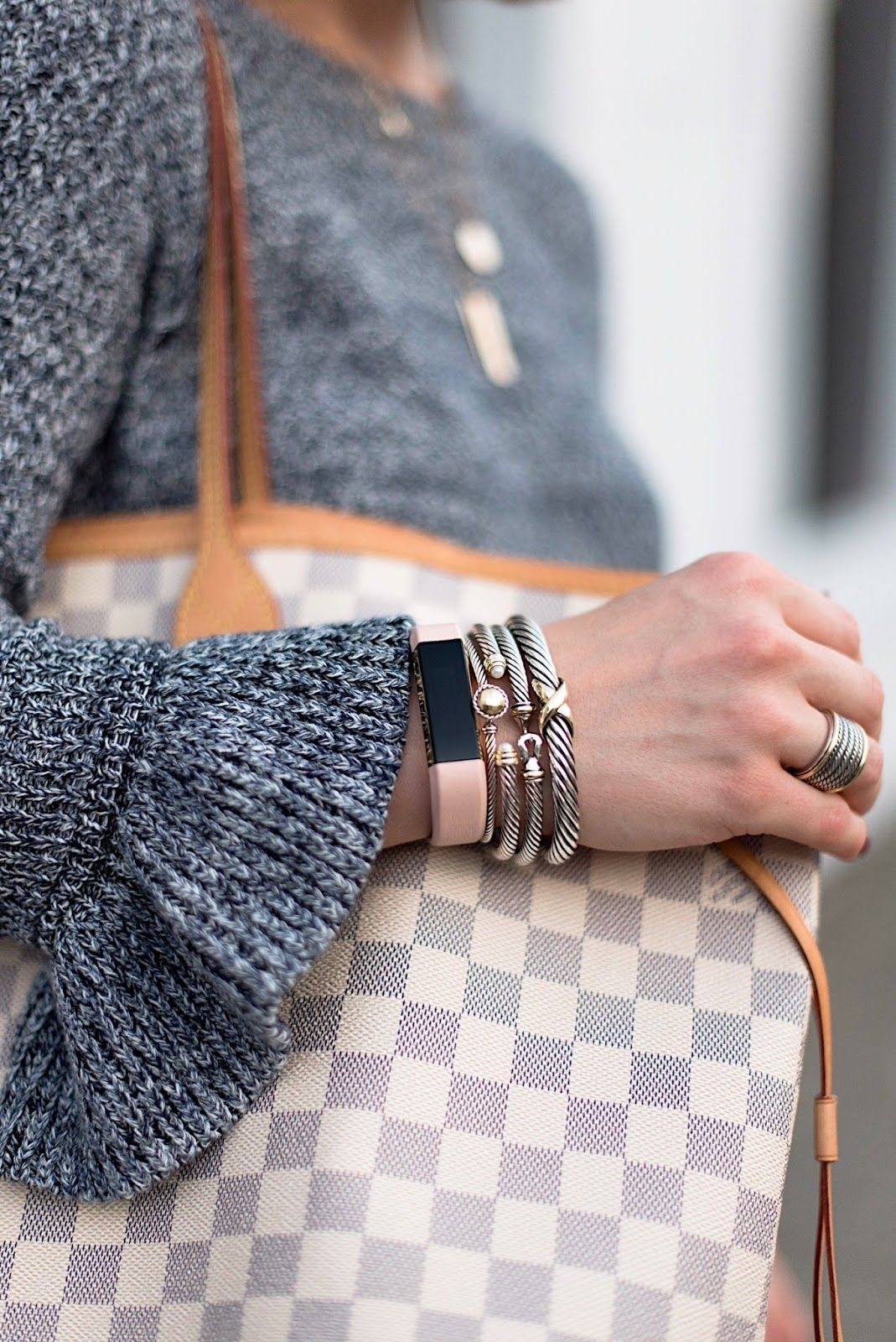 How To Wear White Denim Into The Fall Two Sales Fitbit
