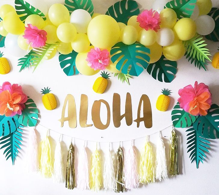 Photo of How to make a hibiscus-style pom-pom flower | Happy Birthday Project