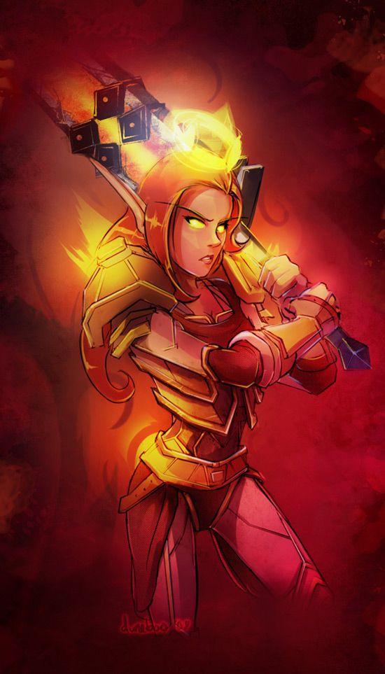 Retadin - Blood Elf Paladin by duneboo on deviantART | All