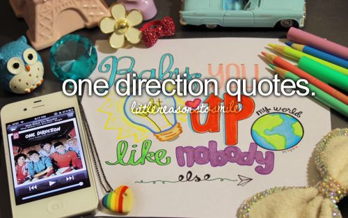 Any quote from them is perfect <3