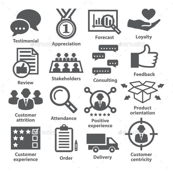 Business Management Icons Pack 26 Business Management Business Icon Icon