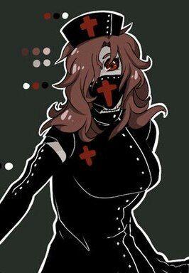The nurse Ann   The Nurse Ann   Creepypasta, Creepypasta