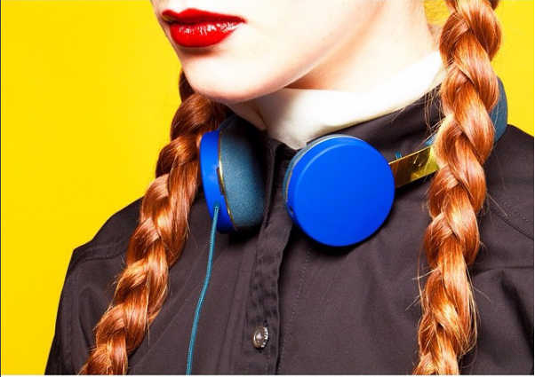 Marc by Marc Jacobs Urbanears by Maurizio Di lorio