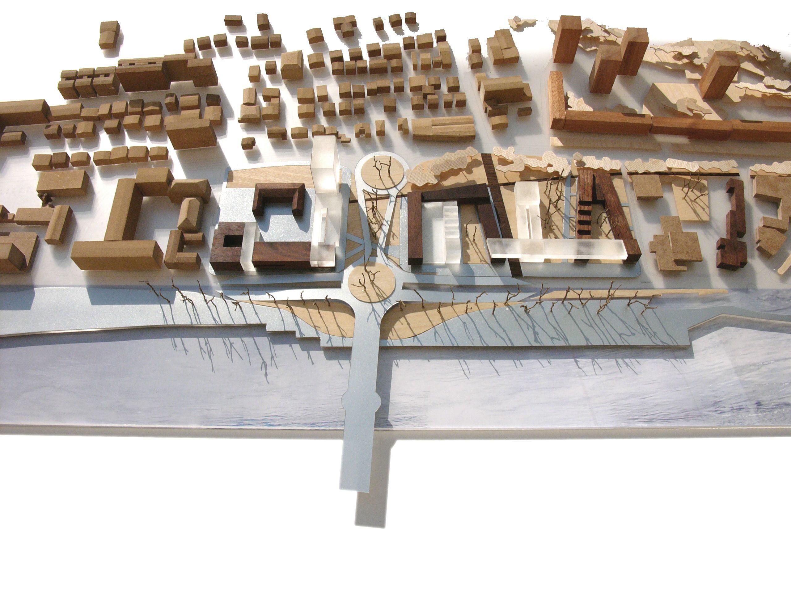 Tête de Pont project in Bayonne