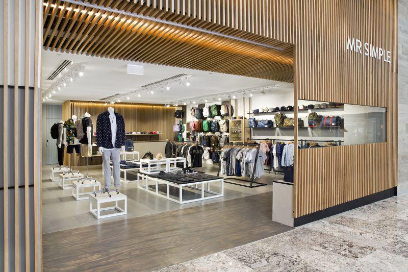 Mr simple indooroopilly shopping centre brisbane for Interior design agency brisbane