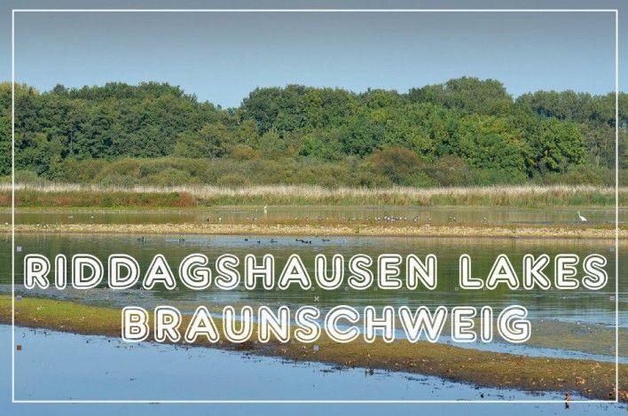 Riddagshausen lakes, Braunschweig