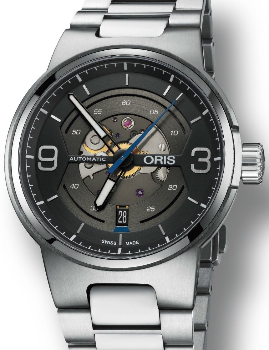Oris Williams Engine Date Watch Watch Releases  5e934d431ad