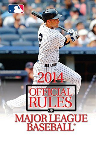 2014 Official Rules of Major League Baseball by Triumph Books