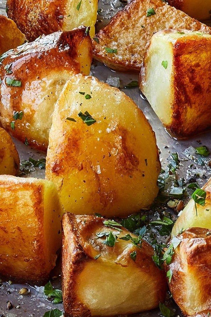 Ina Garten Shared Emily Blunt's English Roast Potato Recipe