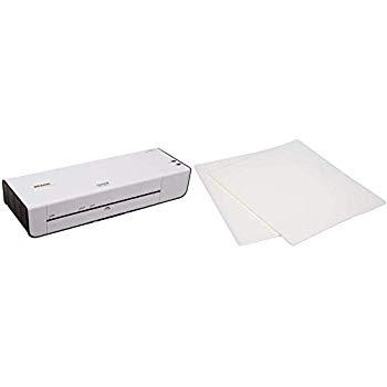 Amazon Com Amazonbasics Thermal Laminator Machine Laminating Machines Office Products Laminators Thermal Card Sizes