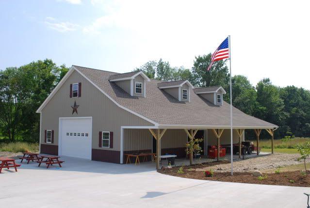 40x60 Pole Barn Cost Http Www Housesplans Us Designs 40x60