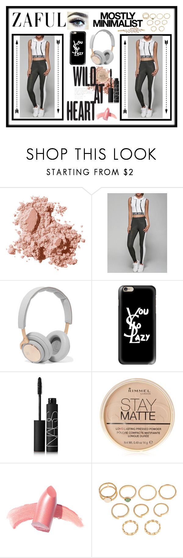"""""""Mostly Minilist"""" by rhiannonpsayer ❤ liked on Polyvore featuring Bobbi Brown Cosmetics, B&O Play, Casetify, NARS Cosmetics, Rimmel, Elizabeth Arden, Serfontaine and Lulu Frost"""