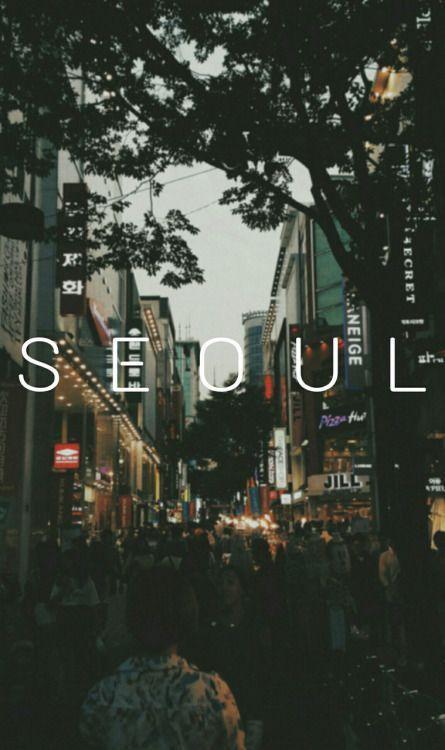 Seoul Shout Korea Selatan Pemandangan Fotografi Alam