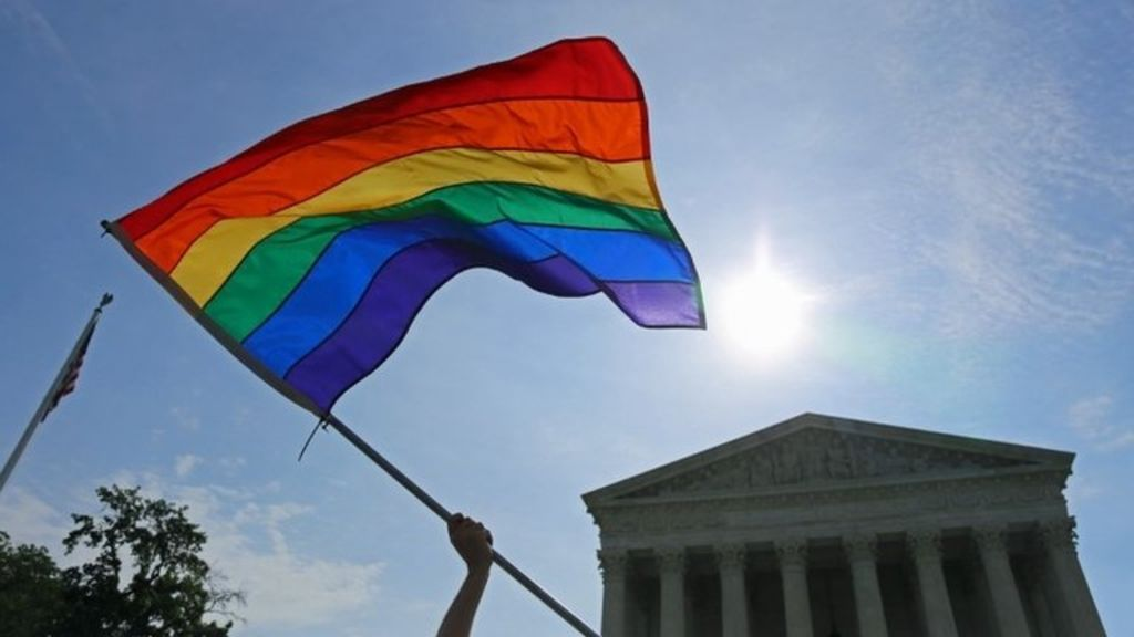 Same sex marriage law passed date