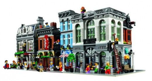 lego office building. LEGO Creator Detective\u0027s Office Modular Building | You Can Collect And Build An Entire Town With The Buildings Collection! Lego N