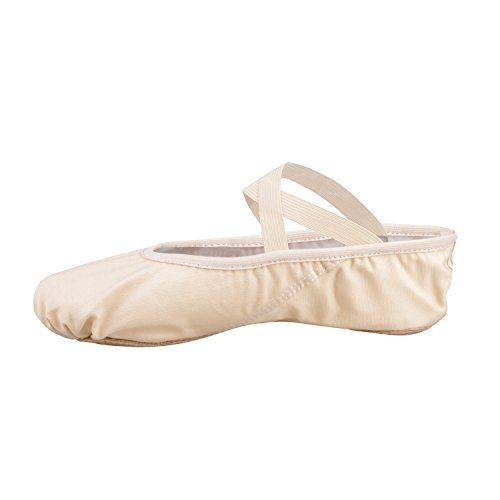 Starlite Flexi Pink Split Sole Sole Leather Ballet Shoes 5.5L sPlW5