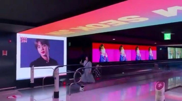 Login #jinbirthday Jins birthday ads at Incheon Airport !! Ahhh how cool is this ... #jinbirthday Login #jinbirthday Jins birthday ads at Incheon Airport !! Ahhh how cool is this ... #jinbirthday