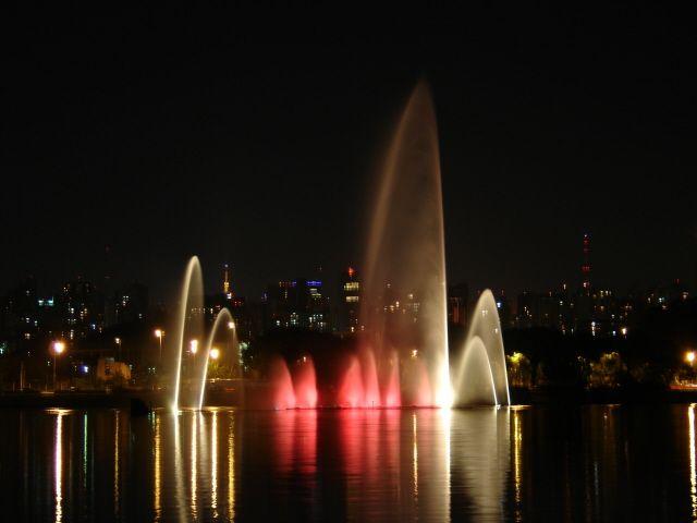 Ibirapuera a Fonte 3