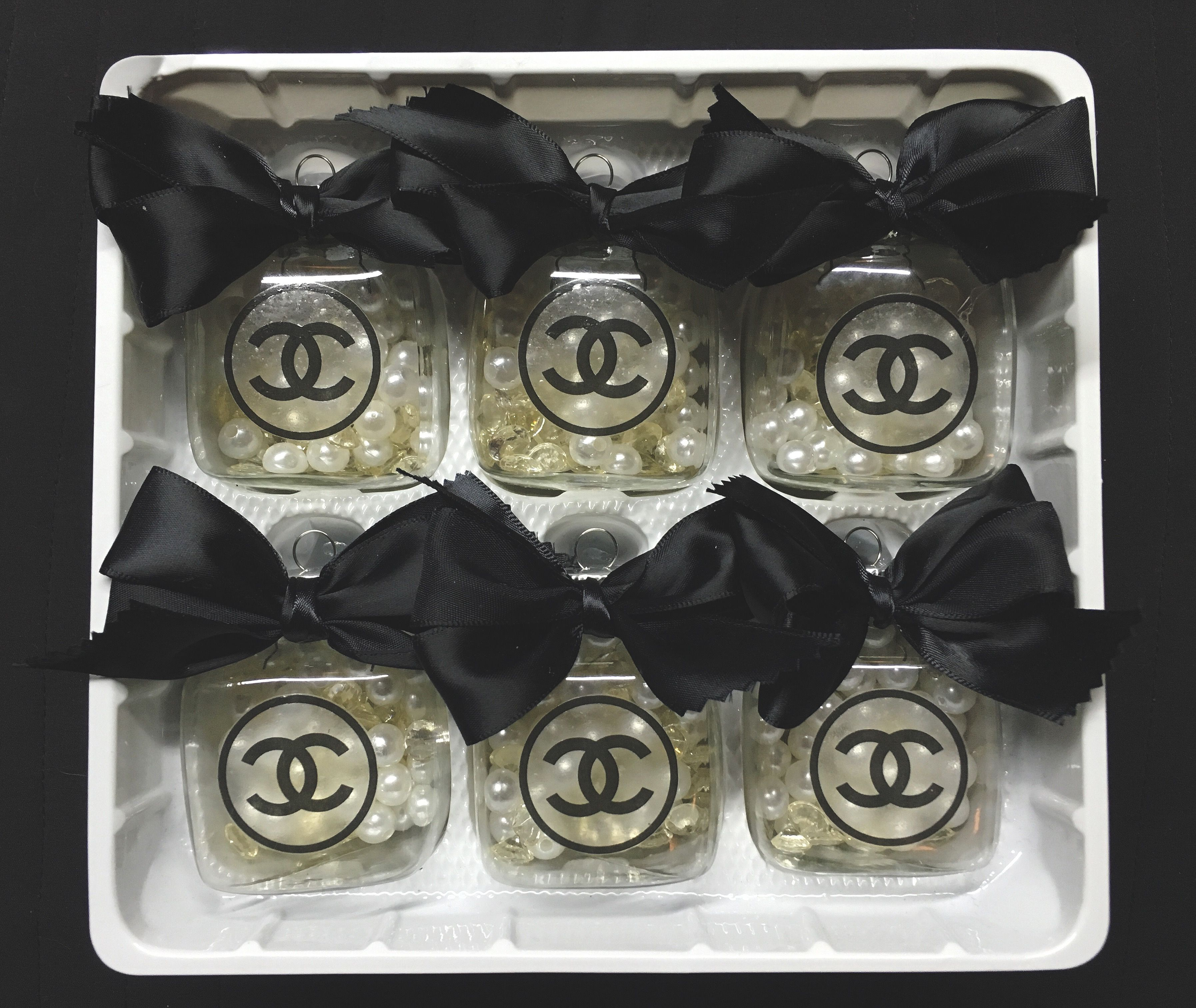 Chanel Christmas Ornaments.Details About Christmas Ornaments Holiday Decor