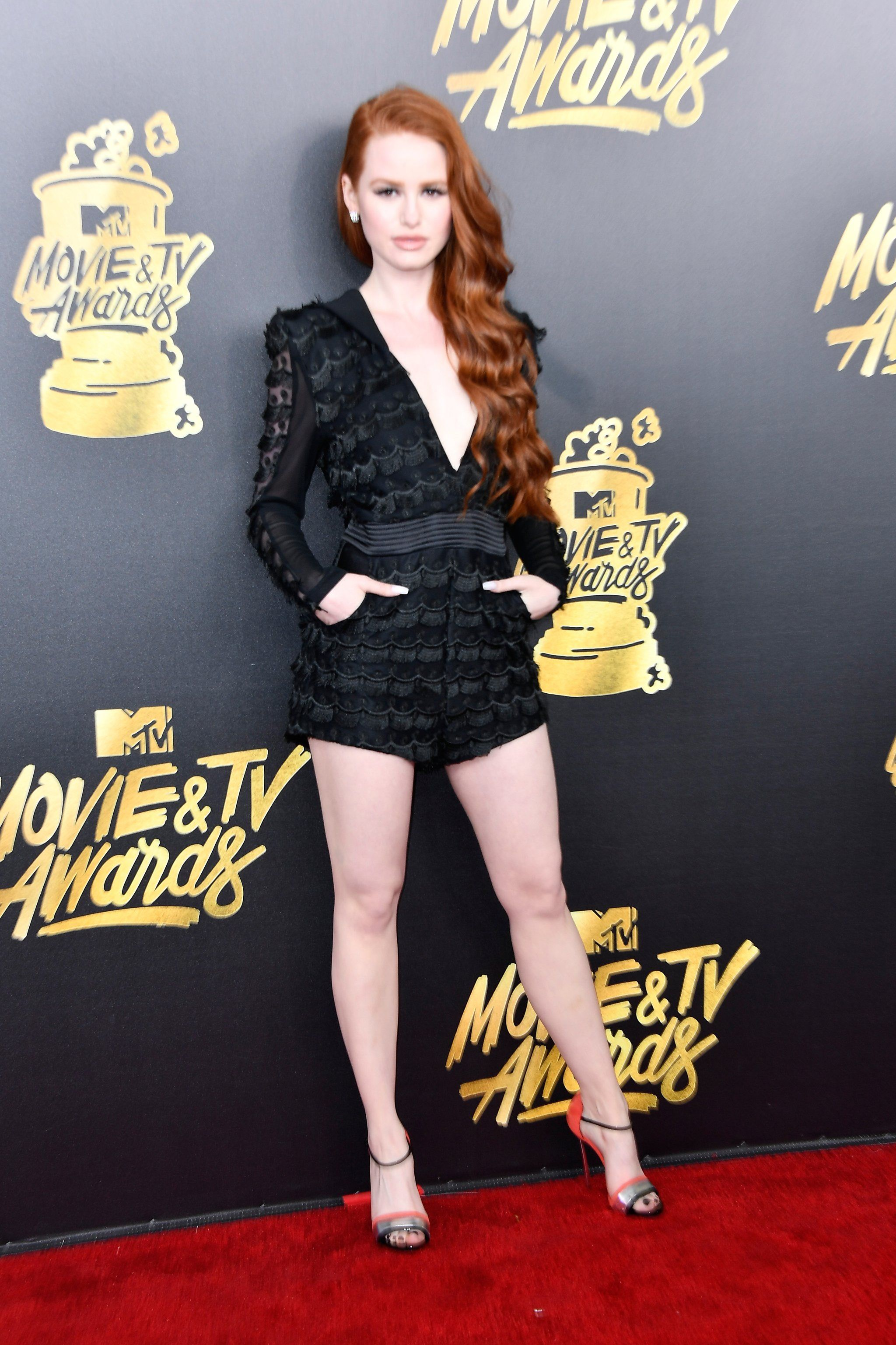 Madelaine Petsch Red carpet dresses, Red carpet fashion