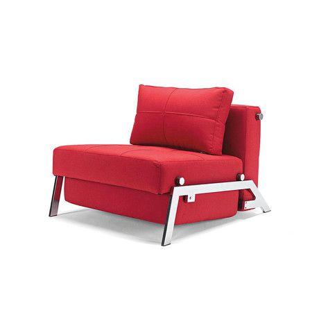 Cubed Sleek Chair Single Sofa Bed Single Sofa Bed Chair Single Sofa