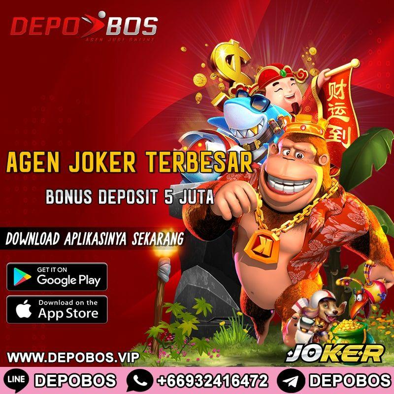 Jokerwin123 Promo Joker Agen Bandar