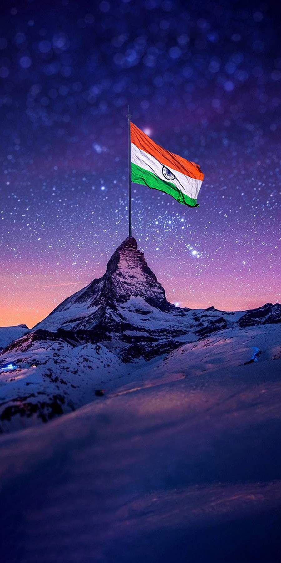 Indian Flag Mountain Iphone Wallpaper Hd Wallpapers For Mobile