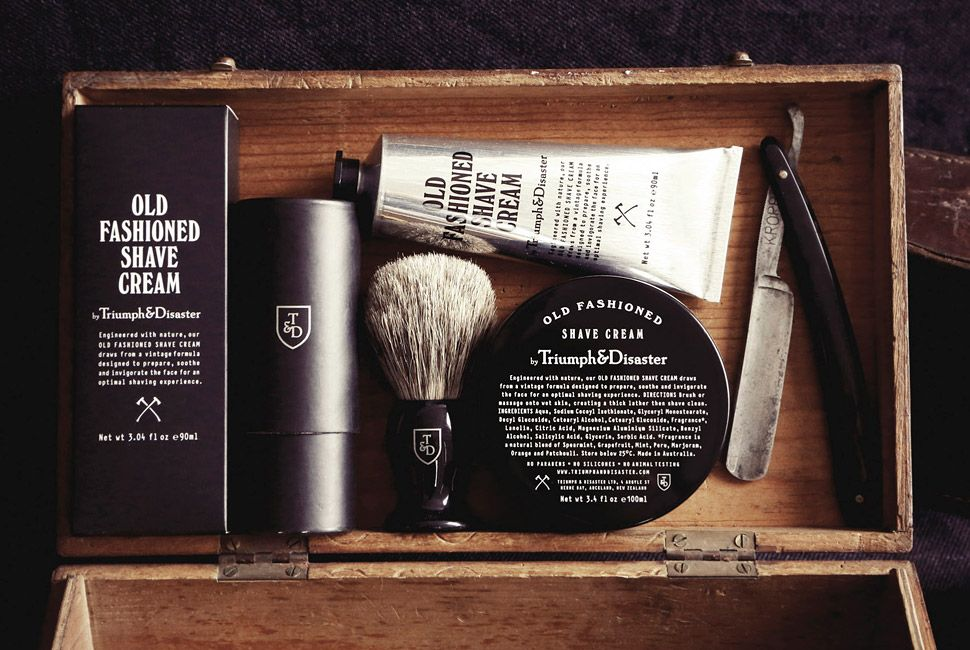 Triumph & Disaster Grooming Products Grooming kit, Male