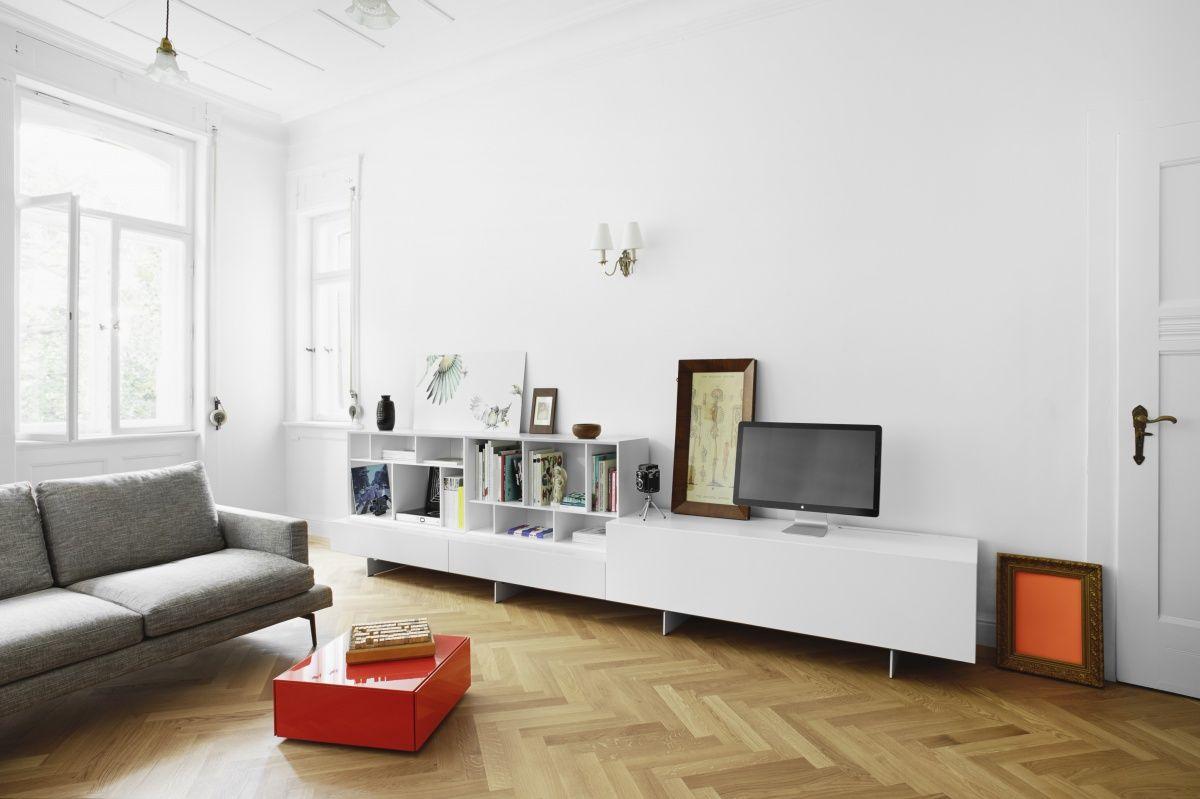 Alea Sideboard Im Wohnzimmer Interior Einrichtung Dekoration
