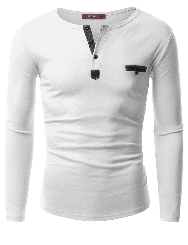 Robot Check Mens Long Sleeve Shirts Mens Outfits