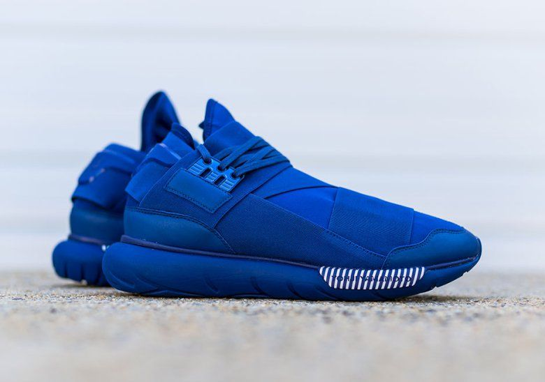 "465cd1a715f adidas Y-3 Qasa High ""Independence Day""  Blue"