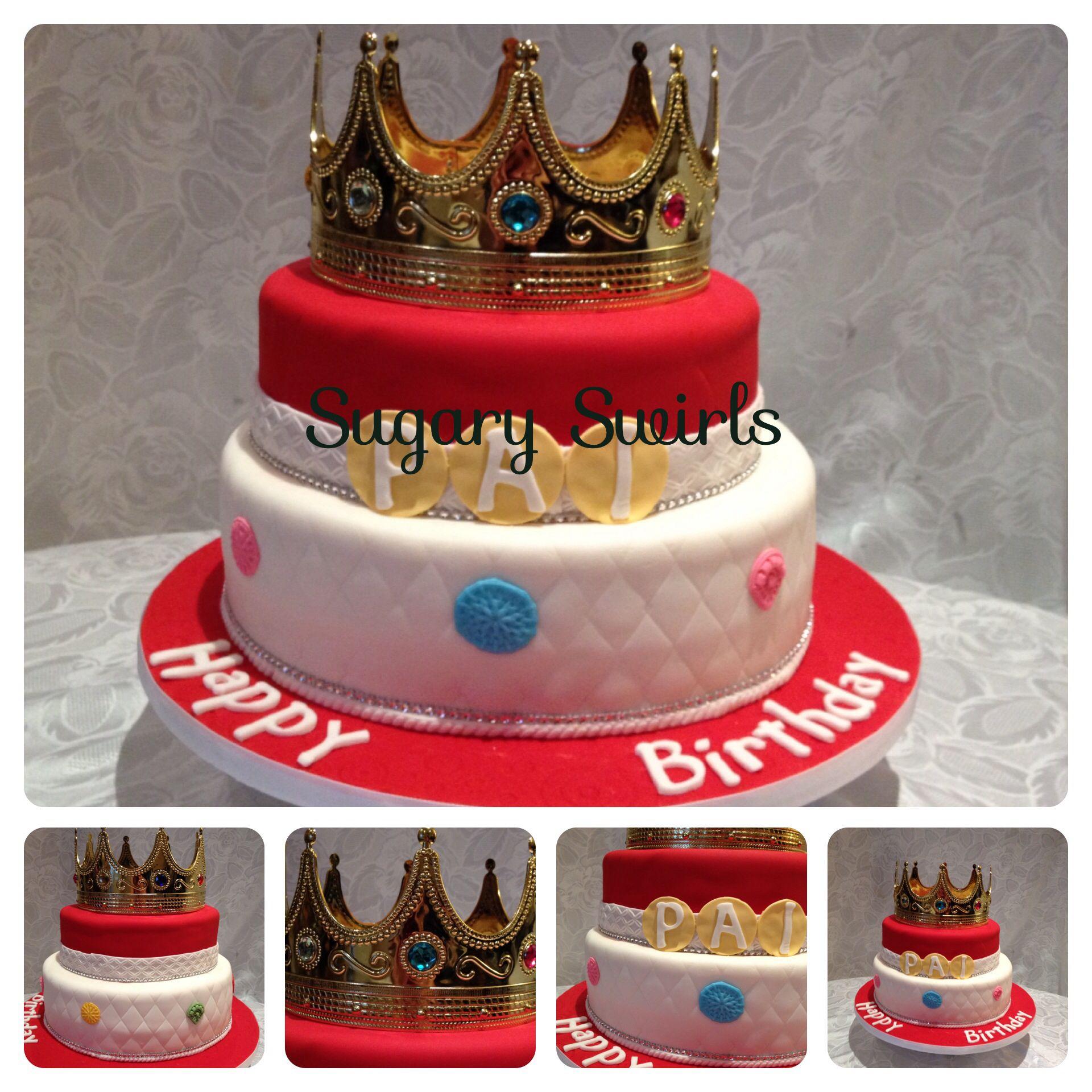King Themed Birthday
