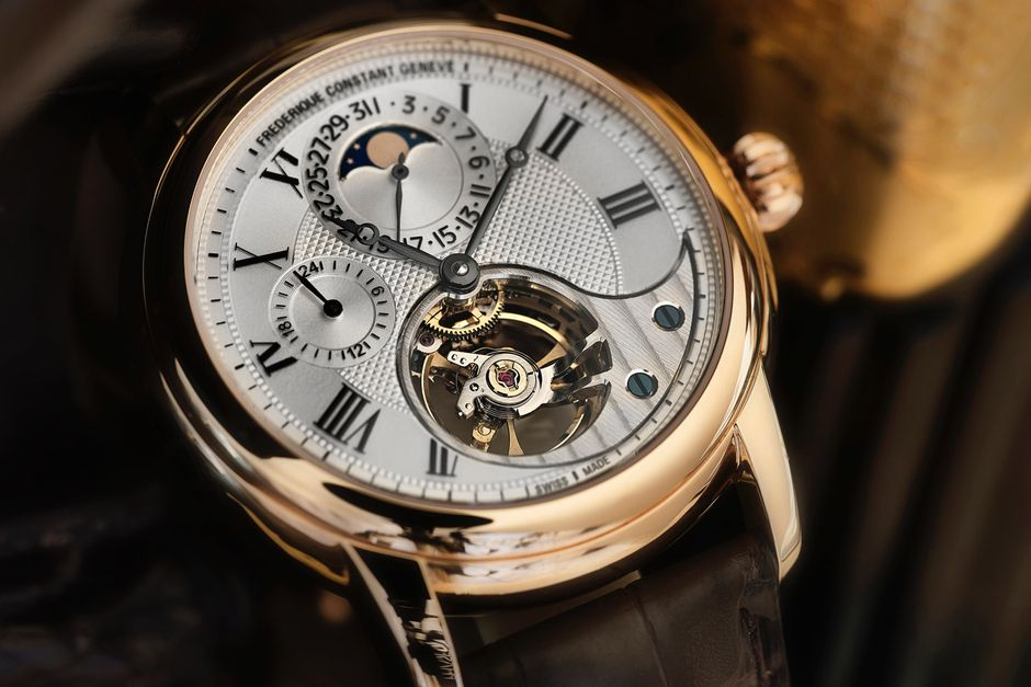 Frederique Constant Heart Beat Manufacture Calibre FC-945 Silicium - Watch Marvel. Read my Review here >>> http://bit.ly/1qAmnYv