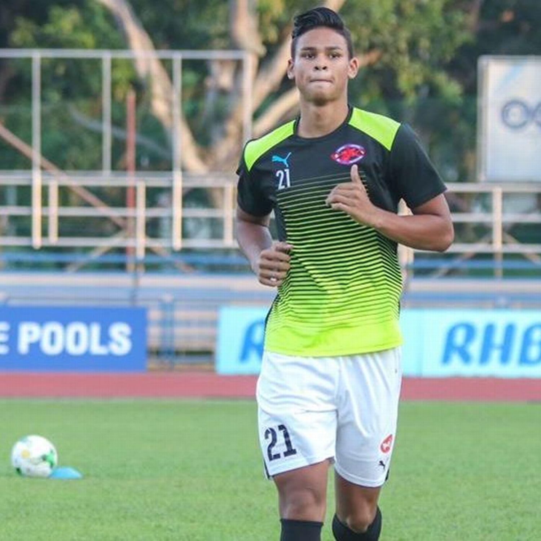 Irfan Fandi And Fahrudin Mustafic In Singapore Squad For Malaysia Friendly Espn Soccer Team Singapore