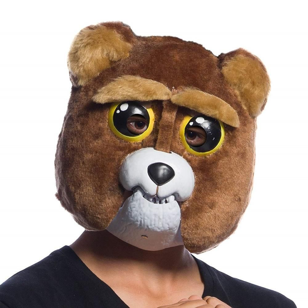Sir Growls A Lot Child Size O S Feisty Pets Mask Dress Up Rubie S Chop Fashion Clothing Shoes Accessories Costumesreenactmenttheater Accessories Ebay Pets