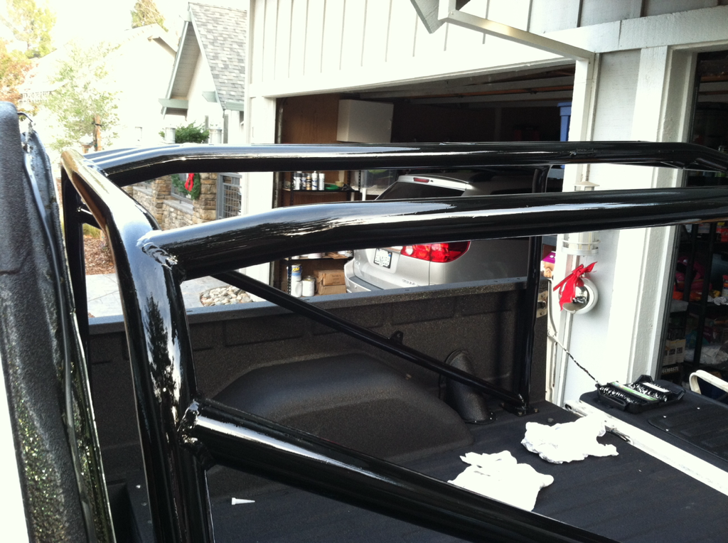 Installed Eor Roll Cage Rear Only 89 K5 Roll Cage K5 Blazer Chevy Blazer K5