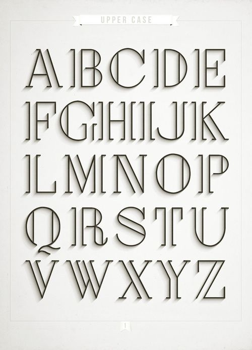 London Display Font