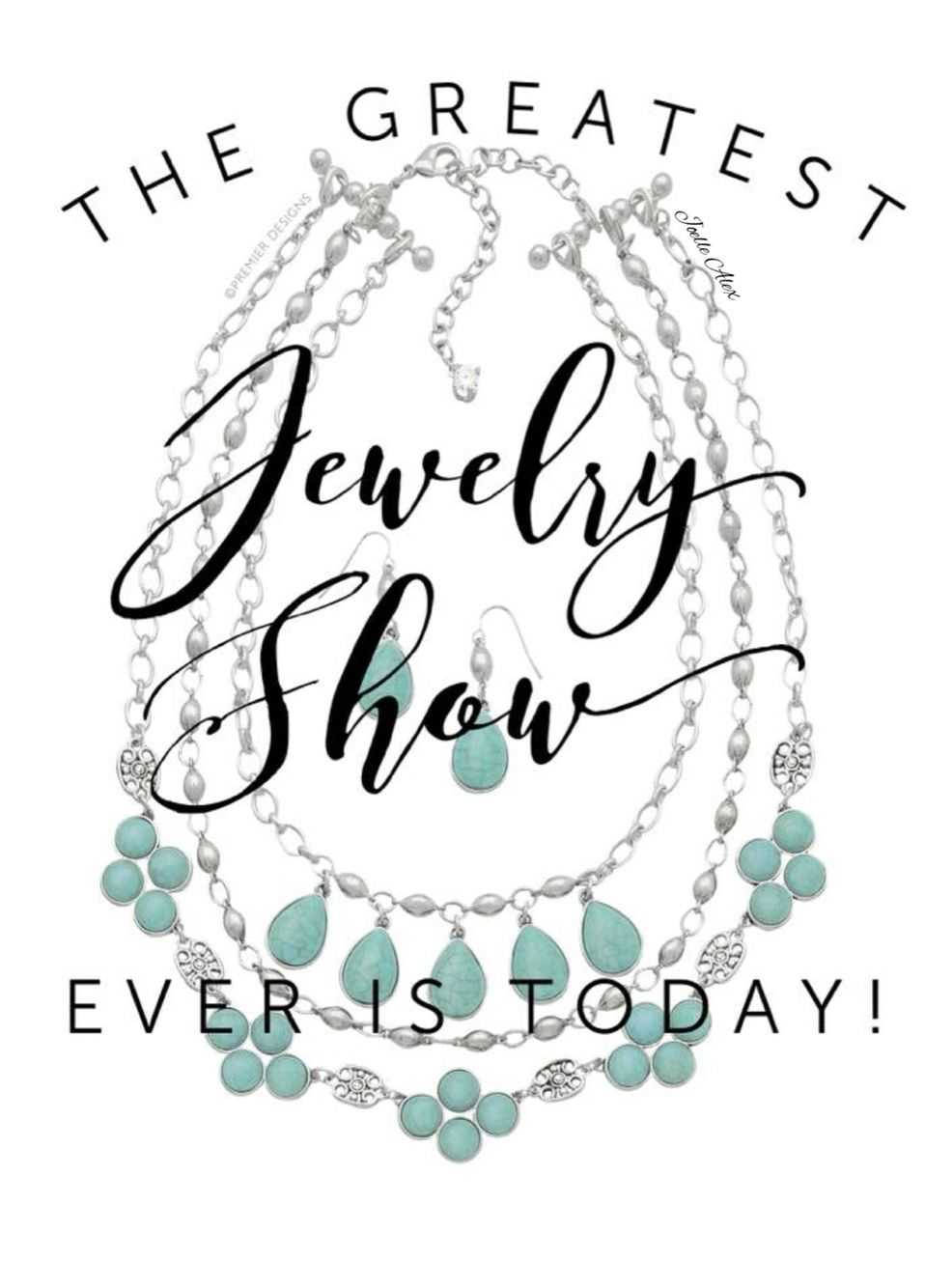 The greatest Premier Designs jewelry show ever is today… | PD ...