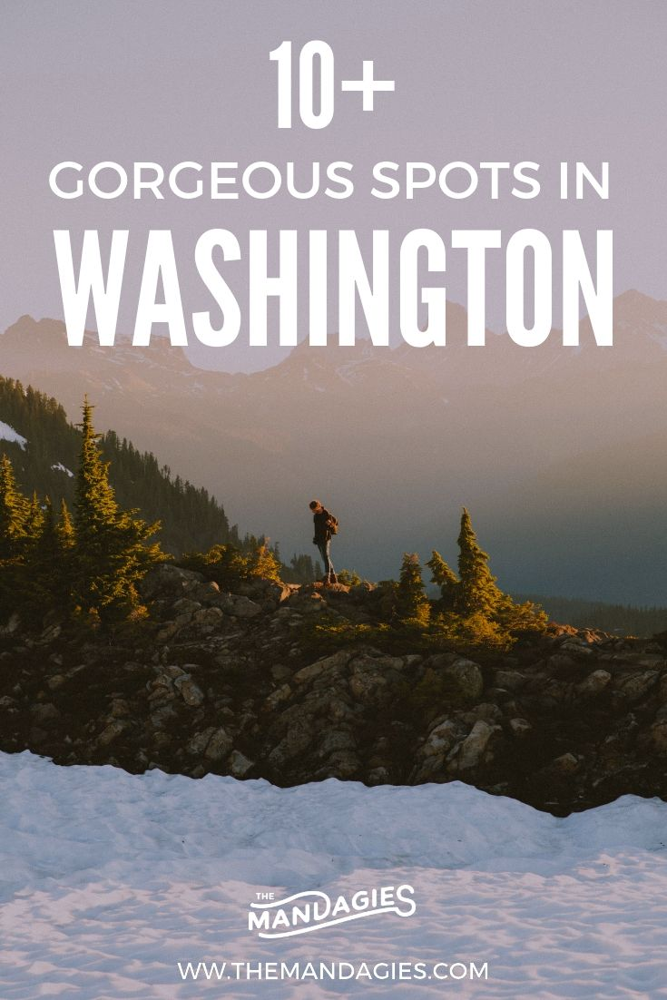 20+ Instagram Spots In Washington State (All The Best