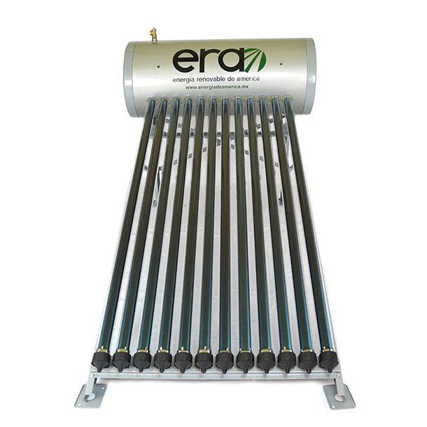 Calentador Solar De Agua Marca Era Energia Renovable De America Temperatura De Operacion 78 C Almacenamiento Calentador Solar Estructura De Acero