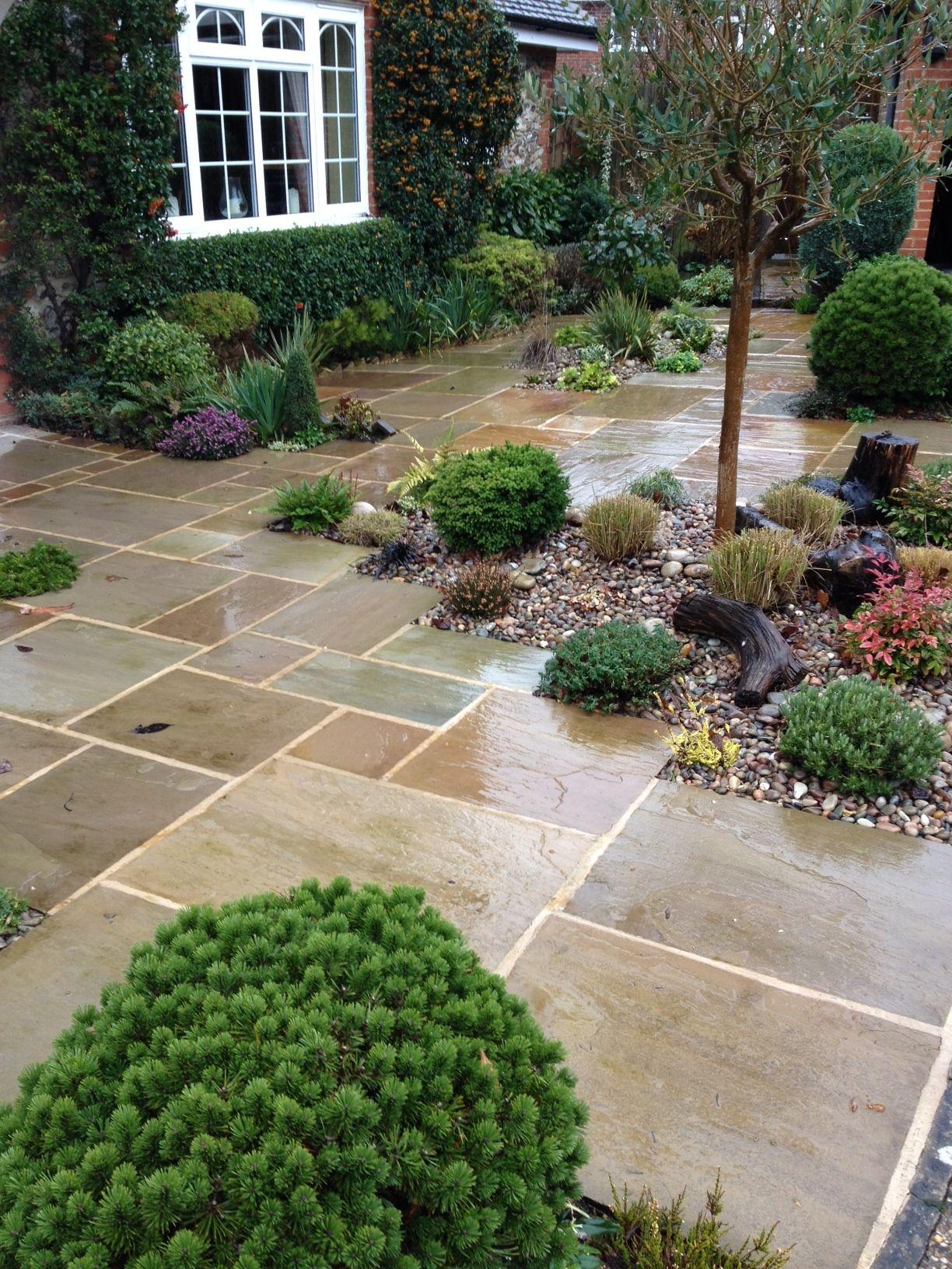 After - Front garden, Epsom. (Chessington Garden Centre) | Our ...