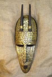 Mali: Marka mask - #AfricanMask #AfricanArt