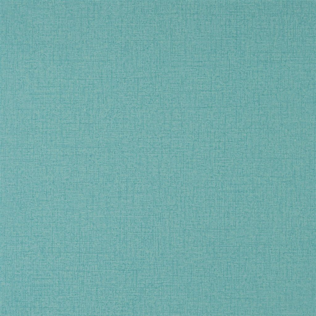 tsuga ocean wallpaper Designers Guild Textured