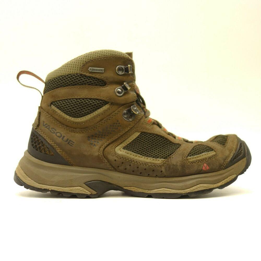 fd3d3bb7453 Vasque US 10 EU 43 Mens Breeze III 3.0 Mid GTX Waterproof Trail ...