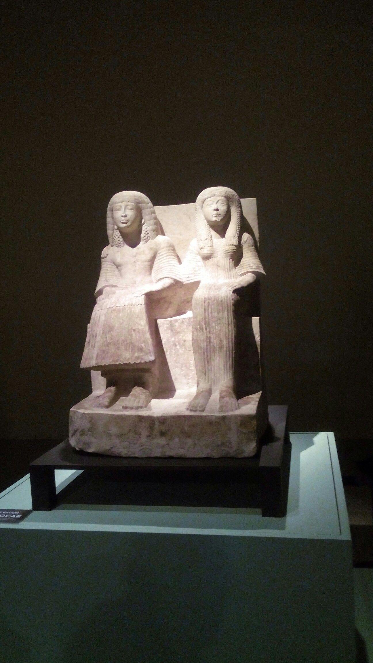 Exposición antiguo EGIPTO.