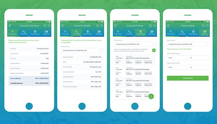Pin By Toni Bowl On Standard Chartered Online Banking Mobile App Design Concept Mobile Banking Online Banking Mobile App