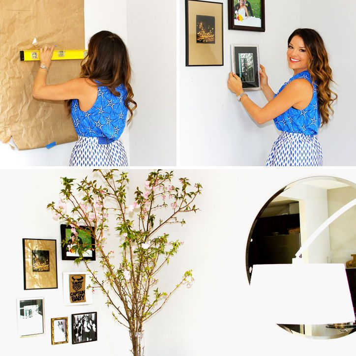 Living Room Makeover: Sabrina Soto Combines His-and-Her Styles Into ...