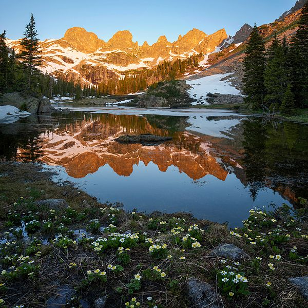Colorado Reflection Willow Lakes By Aaron Spong Willow Lake Colorado Photography Colorado Travel