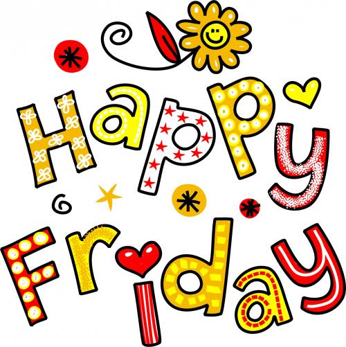Happy Friday Printable Kidspressmagazine Com Its Friday Quotes Happy Friday Quotes Good Morning Quotes