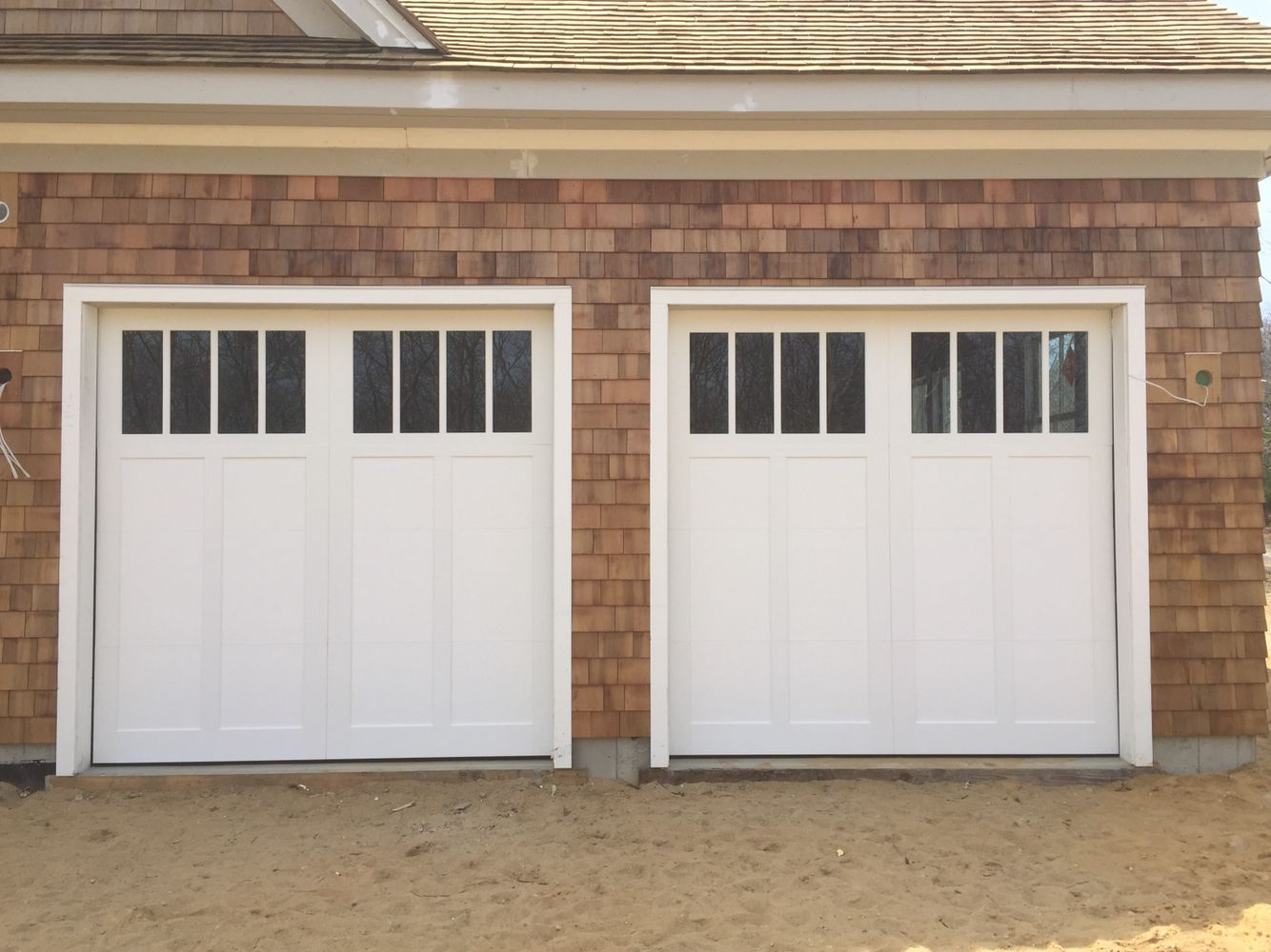 Fimbel Ads 8x8 American Legends Collection Outdoor Decor Carriage Garage Doors Decor